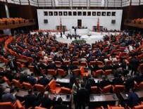 ANAYASA DEĞİŞİKLİĞİ - AK Parti'de o imzalar atıldı