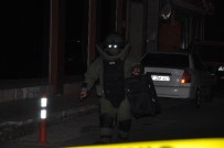 BOMBA İMHA UZMANLARI - Antalya'da Boş Valiz Polisi Alarma Geçirdi