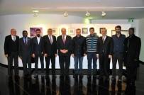 RUSYA FEDERASYONU - ASO'da Karma Resim Ve Gravür Sergisi Açıldı