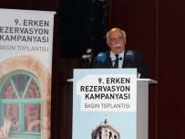 TÜRK HAVA YOLLARı - Bakan Avcı Açıklaması 'Erken Rezervasyonda Yüzde 45'E Kadar İndirim Sağlanacak'