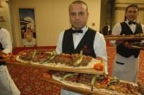 BAŞMÜZAKERECI - Bakan Çelik'ten Avrupa Birliği Büyükelçilerine Adana Kebabı
