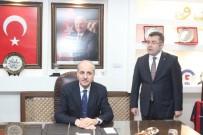 BAŞBAKAN YARDIMCISI - Başbakan Yardımcısı Kurtulmuş Açıklaması 'Öyle Görünüyor Ki Önümüzde Bir Referandum Var'