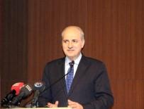 BAĞıMSıZLıK - Başbakan Yardımcısı Numan Kurtulmuş Açıklaması