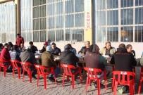 SANAYİ SİTESİ - Başkan Çalışkan, Sanayi Esnafıyla Kahvaltıda Buluştu