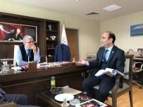 YILDIRIM BELEDİYESİ - Başkan Edebali'den Ankara Çıkarması