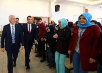EĞİTİM KALİTESİ - Başkan Kamil Saraçoğlu Açıklaması Eğitim Kalitesi Her Geçen Gün Daha Da Yükseliyor