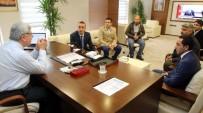İBRAHIM KARAOSMANOĞLU - Başkan Karaosmanoğlu, STK'larla Bir Araya Geldi