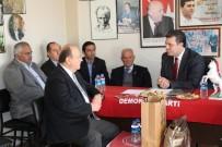 MECLİS BAŞKANLIĞI - Başkan Özakcan'dan Demokrat Parti'ye Taziye Ziyareti