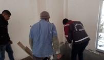KENTSEL DÖNÜŞÜM PROJESI - Bodrum Kata Düşerek Kalbi Duran İşçi Hayata Döndürüldü