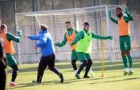 ALİ AY - Bursaspor'da Beşiktaş Maçı Hazırlıkları Sürüyor
