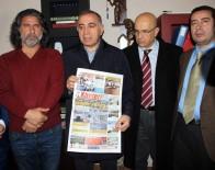 ZEHİRLİ ATIK - CHP'li Vekillerden Gazetenin Toplanmasına Tepki