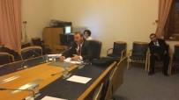 SIKIYÖNETİM - Darbe Girişimini Araştırma Komisyonu Adana Emniyet Müdürü Osman Ak'ı Dinledi