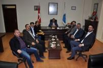 CENK ÜNLÜ - Didim Ticaret Odası, AK Parti İlçe Teşkilatını Ağırladı