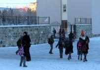 GÖLLER - Doğu'da Sibirya Soğukları