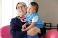 AMELIYAT - Doktorların 'Yaşamaz' Dediği 5 Yaşındaki Yiğit 'Anne-Baba' Demeye Başladı