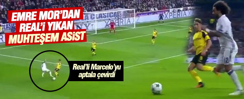 Dortmund'dan Real Madrid'e tarihi çelme.