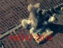 FIRAT KALKANI - El-Bab'da DEAŞ hedefleri böyle vuruldu
