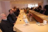 İSTİŞARE TOPLANTISI - Elazığ'da İmam Hatip Platformu Bir Araya Geldi