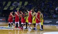 KIZILYILDIZ - Fenerbahçe, Kızılyıldız'ı Devirdi