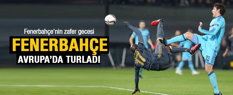 Feyenoord-Fenerbahçe maçı 11'leri belli oldu