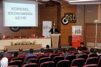 MESLEK OKULU - Genç MÜSİAD Tarafından 15 Temmuz Darbe Girişiminin Ekonomiye Olan Etkisi Anlatıldı