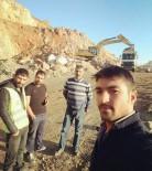 TÜRK TELEKOM - Göçükte Hayatını Kaybeden Maden İşçisi Açıklaması 'Birgün Burası Aşağı İnecek'