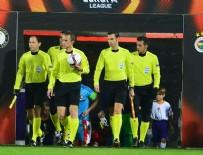 MOUSSA SOW - Hakem F.Bahçe'nin penaltısını yedi