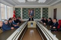 ABDULLAH ERIN - İl İnsan Hakları Kurulu Vali Abdullah Erin Başkanlığında Toplandı