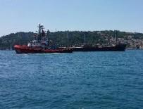 PANAMA - İstanbul'da korkutan anlar! Gemi trafiği yapılamıyor