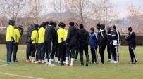 İSTİFA - Kayserispor'da Atiker Konyaspor Maçı Hazırlıkları Sürüyor