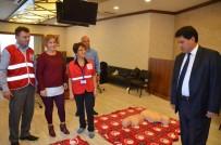 MANKENLER - Kemer Belediye Personeline İlk Yardım Kursu