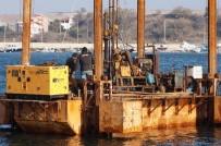 YAT LİMANI - Lapseki Yat Limanı Projesi İçin Sondaj Çalışmaları Başladı