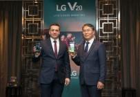 MOBİL İLETİŞİM - LG'den, Multimedya Özellikli Akıllı Telefon