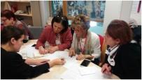 POLONYA - Lüleburgaz Lisesi 'Real Maths Talk Projesini İngiltere'de Tanıttı