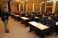 İŞ SAĞLIĞI - Melikgazi Belediyesi Zabıta Personeline