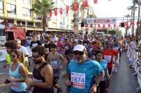BEDENSEL ENGELLİ - Mersin'de Maraton Heyecanı