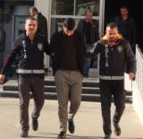 MEMUR EMEKLİSİ - Mersin'de Telefon Dolandırıcısı Suçüstü Yakalandı