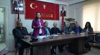 İKTIDAR - Milletvekili Hürriyet, Emek Bürosu'nun Tanıtım Programına Katıldı