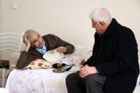 HEKİMHAN - Millioğulları Hasta Ziyaretlerinde Bulundu