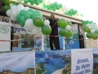 ÇEVRE VE ORMAN BAKANLıĞı - Orman Ve Su İşleri Bakanlığı 'Mobil Tanıtım Aracı' Mersin'de