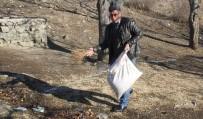 YAYLABAŞı - Osmancık'ta Kuşlar İçin Yem Bırakıldı