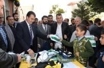 MUSTAFA DÜNDAR - Osmangazi'den Amatör Spora Destek