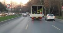ATAKÖY - Lale Değil İşçi Taşıyor