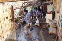 ÇEVRE TEMİZLİĞİ - Pamukkale Belediyesi'nden  Çöp Ev Seferberliği