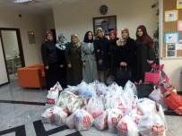 SOSYAL SORUMLULUK PROJESİ - Pursaklarlı Hanımlardan Suriyelilere Yardım Eli