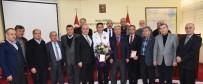 İL GENEL MECLİSİ - Şampiyon Boksör İl Genel Meclis Tarafından Ödüllendirildi