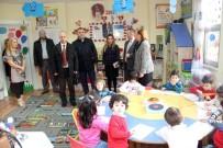 ALTıNOK ÖZ - Sırbistan Sjenica Belediye Başkanı Atalar'dan Kartal'da Kreş Ziyareti