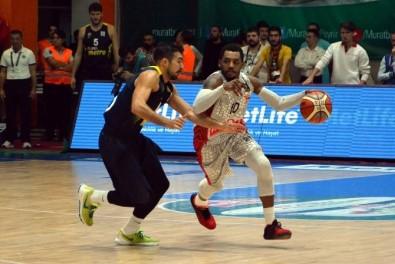 Spor Toto Basketbol Ligi'nde sürpriz ayrılık