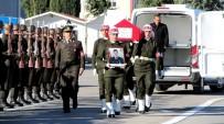 RESMİ TÖREN - Suriye Şehidi Uzman Çavuş Ahmet Şahin Memleketine Uğurlandı