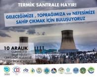 SOSYAL MEDYA - Tekirdağ Büyükşehir Belediyesi'nden Termik Santral Açıklaması